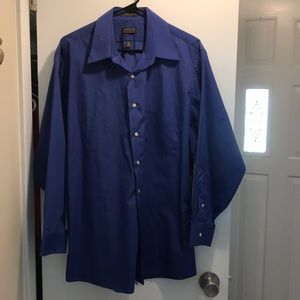 Arrow men's button down long sleeve dress shirt